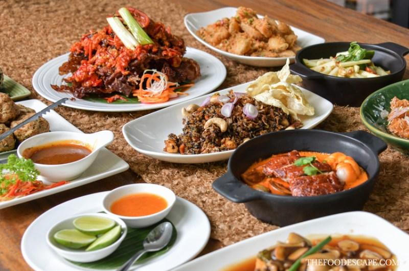 Super great Indonesian cuisine from Plataran Dharmawangsa jakarta