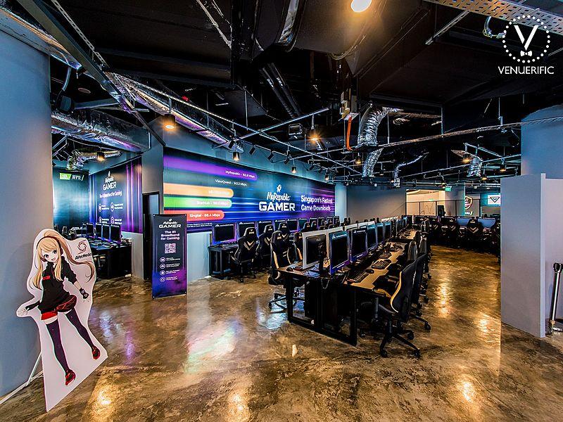 bountie arena unique company team venue singapore