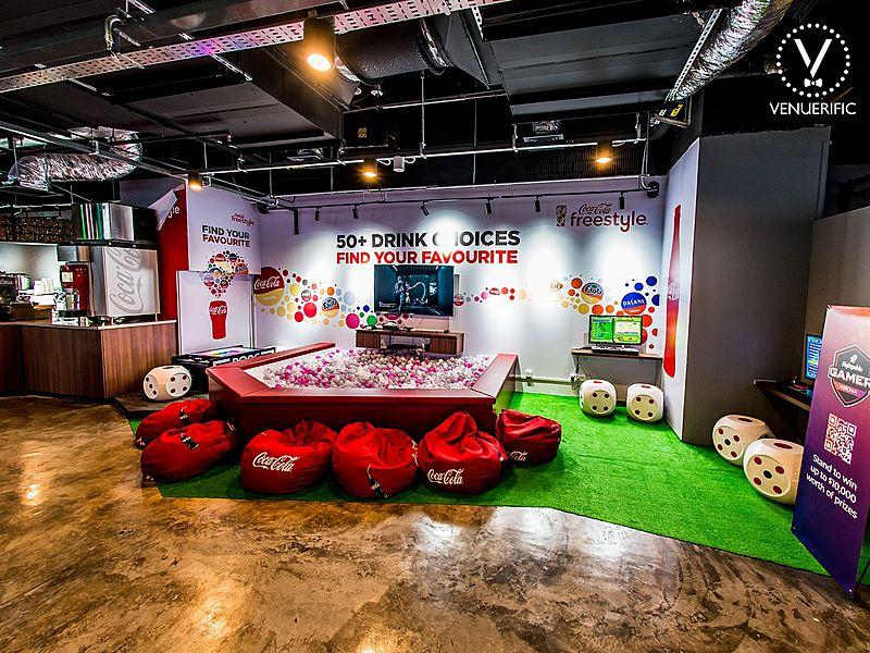 bountie arena singapore venue for gamer