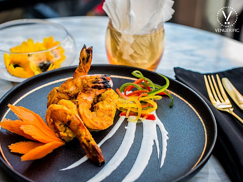 modern indian food from gabbar singapore