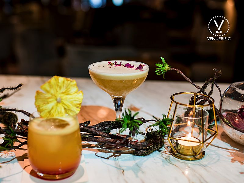 best cocktail for celebrate christmas party Singapore