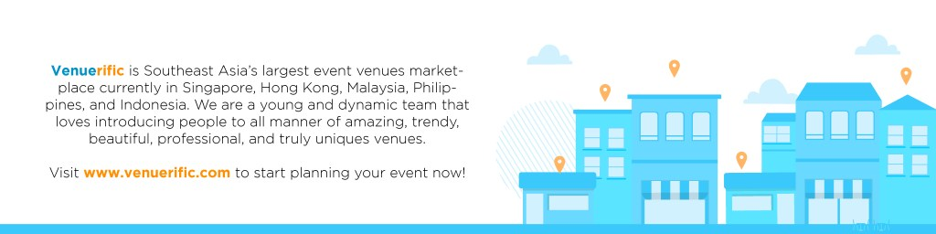 largest event venue marketplace in southeast asia