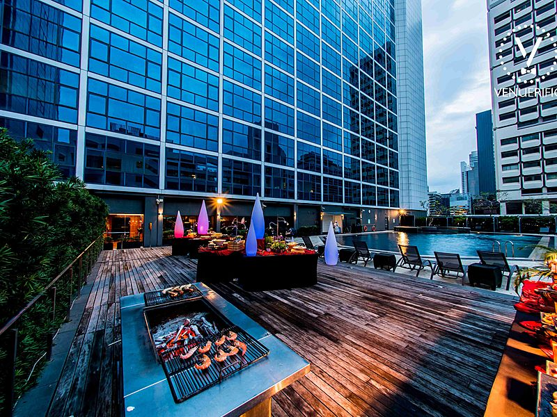 Pool Deck by Orchard Hotel Singapore