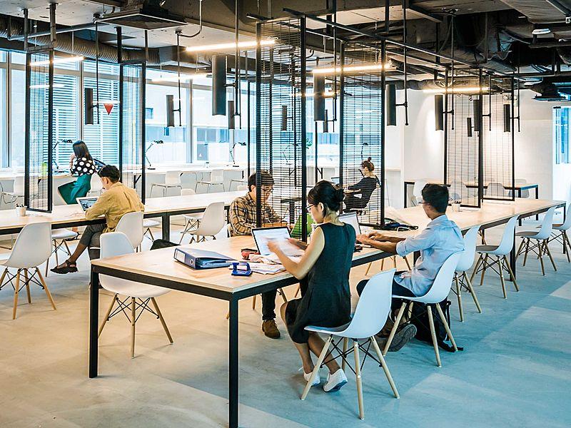 Flex area at The Company