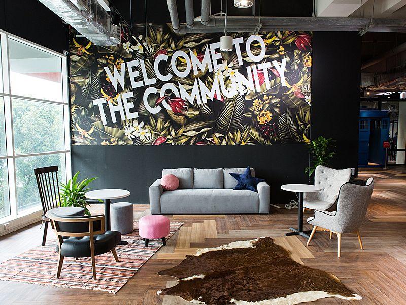 WORQ Community Space