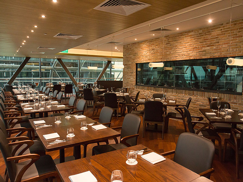 Luxurious Valentine's Day at Wakanui Grill Dining Singapore