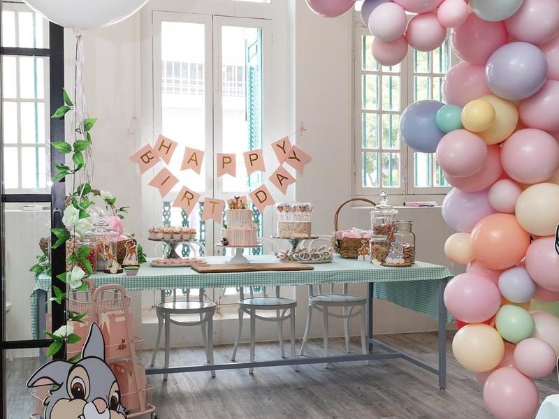 amazing birthday party venue