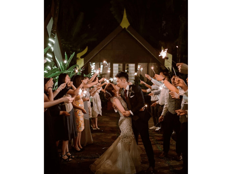 romantic wedding photo kl