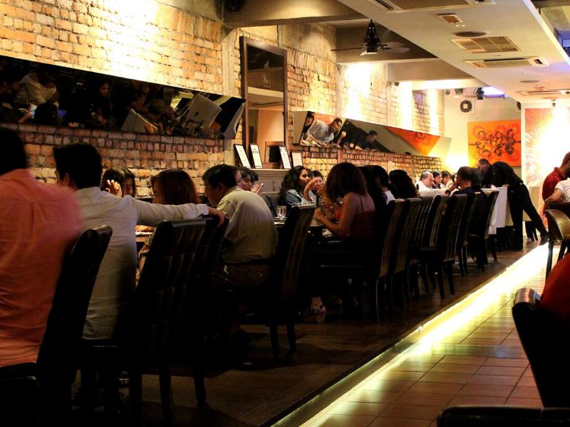 best restaurants in Kuala Lumpur