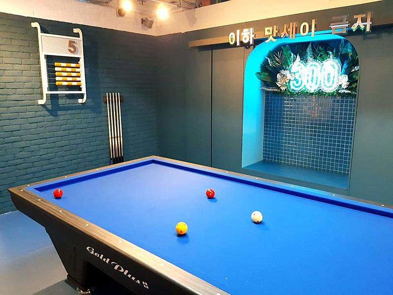 carom billiard with amazing instagrammable places