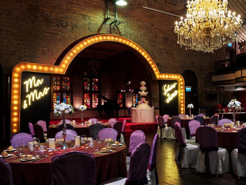 unique wedding venue for weddings hong kong
