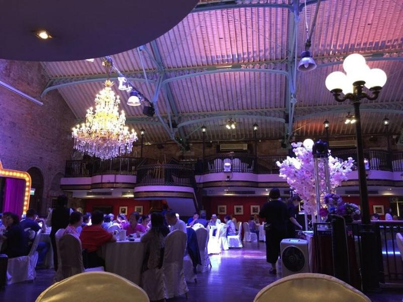 dinner ballroom for wedding hong kong