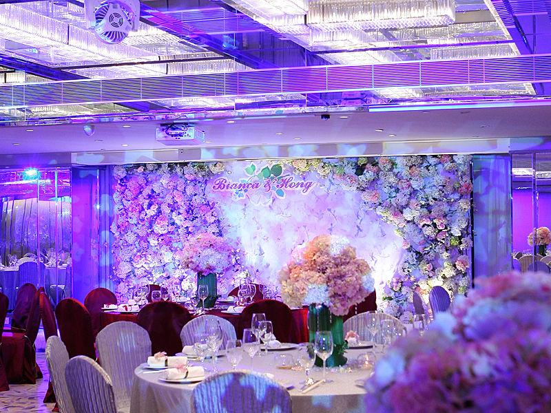 traditional ballroom at hong kong
