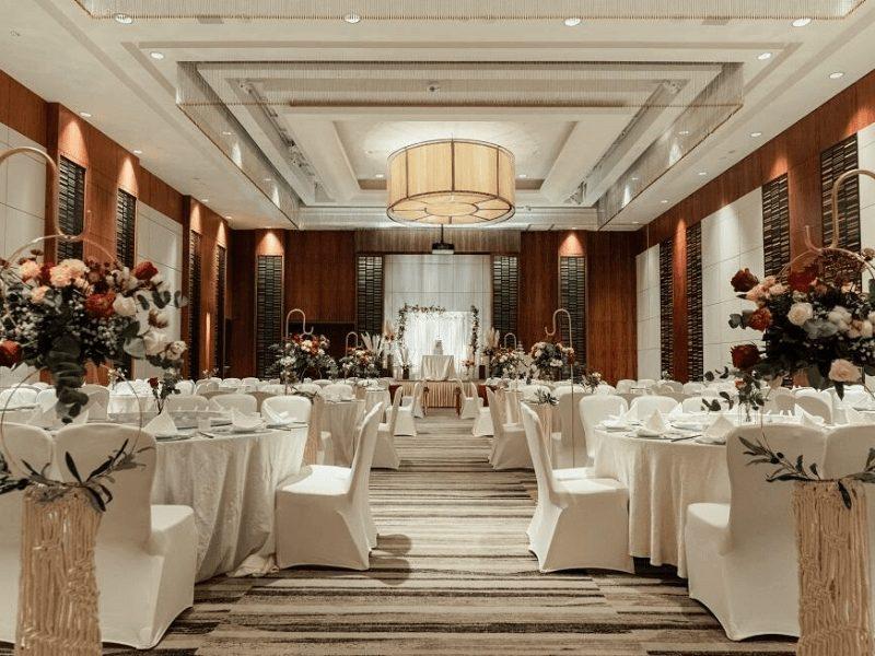 hotel ballroom wedding singapore