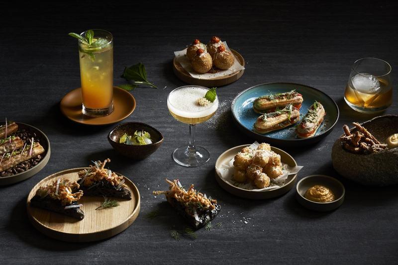 Southeast Asian and European cuisine