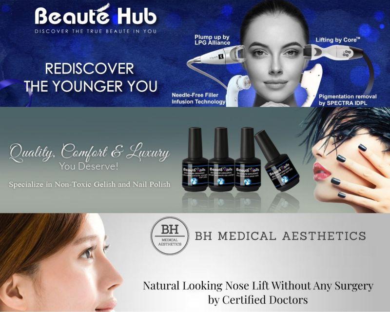 venuerific choice awards beaute hub, beaute nail, bh medical aesthetics