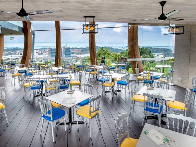 venuerific choice awards mount faber peak dining