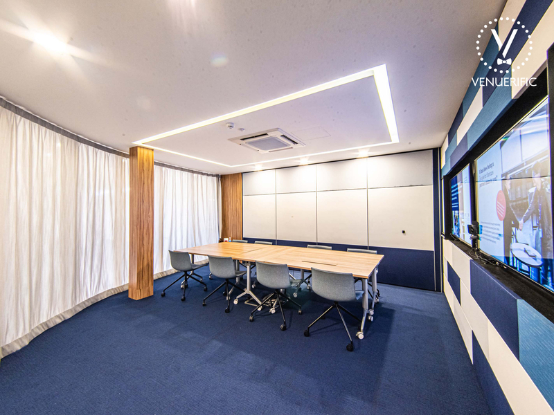 Corporate Event Venue for boardroom meeting