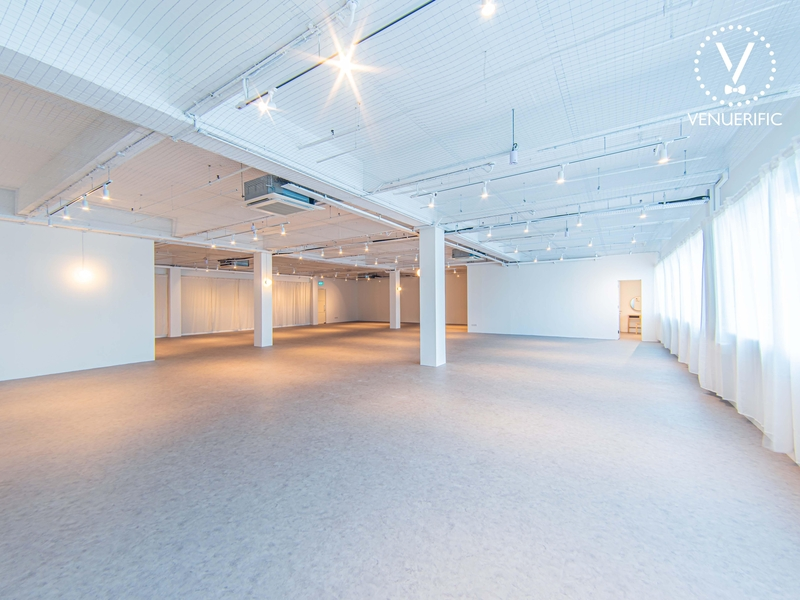 Corporate Event Venue spacious and unfurnished