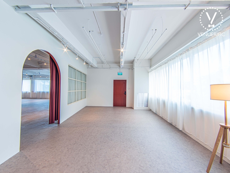 Corporate Event Venue with lots of room