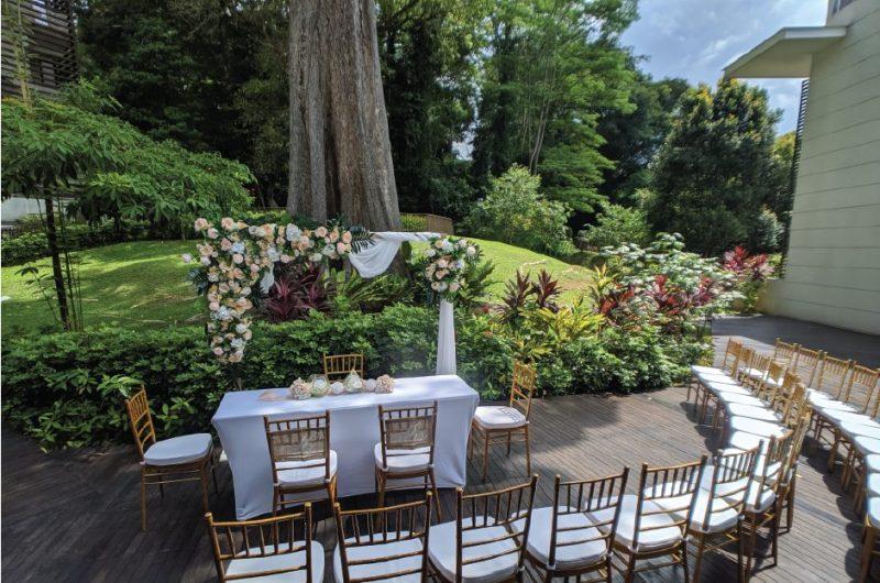 Best Wedding Venue outdoor solemnisation