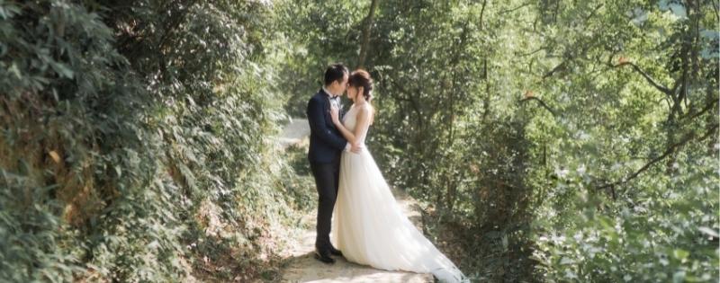 Best Outdoor Wedding Hong Kong