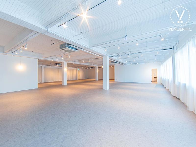 Virtual Wedding Venue indoors