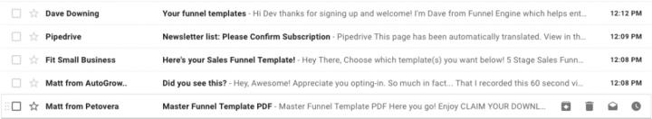best-sales-funnel-templates-2019