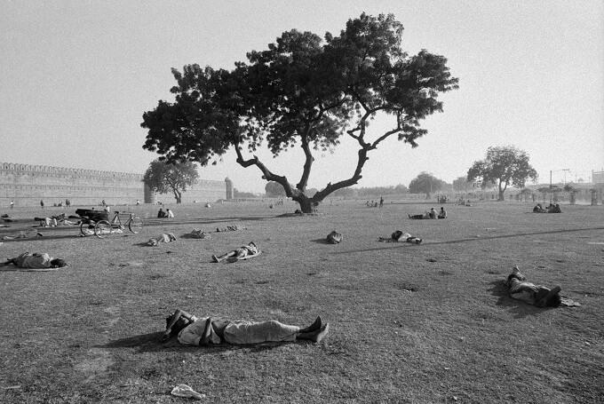 Ferdinando Scianna, Nuova Delhi 1972