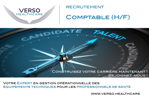 Recrutement comptable (H/F)
