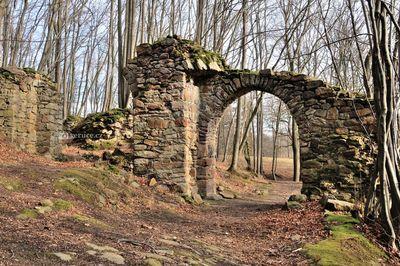 Zřícenina hradu Körse