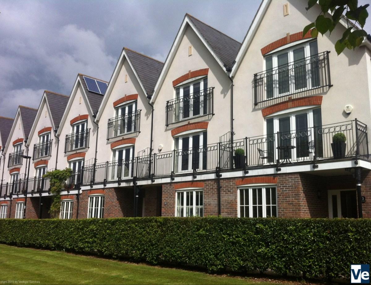 Малоэтажная Британия: terraced, detached house, bungalow, cottage