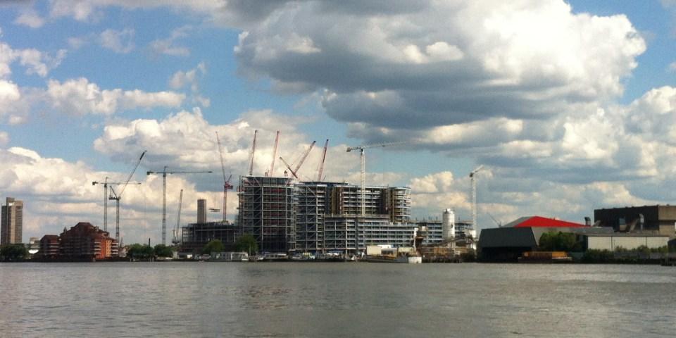 Баттерси: новое элитное жилье Лондона напротив Челси