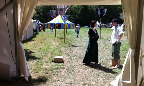 Рыцарский турнир Loxwood Joust