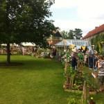 Конкурс садовых чучел в Англии
