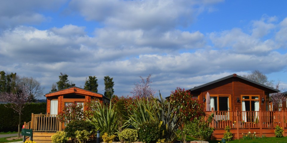 Мобильный дом или дача по-английски: Park homes