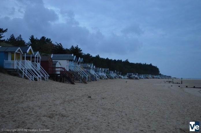 Англия. Beach HUT