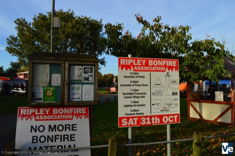 Bonfire Night Ripley