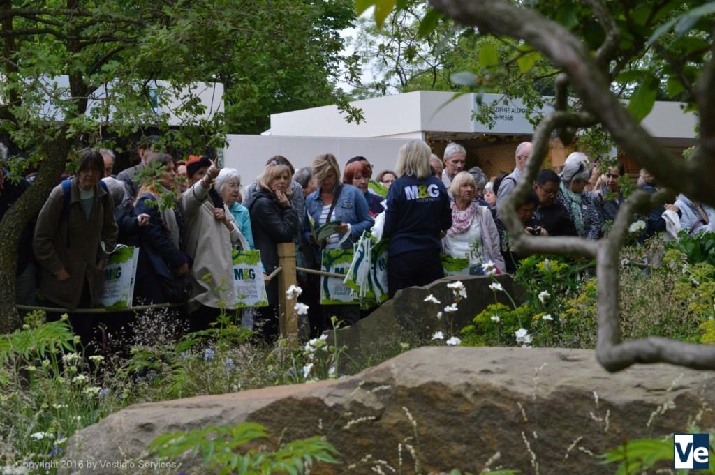 Королевская выставка цветов Chelsea Flower Show 2016