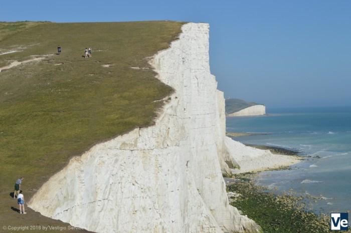 Севен Систерс: заповедные скалы юга Англии