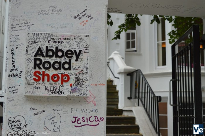 Abbey Road Studios: Эбби-Роуд в Лондоне