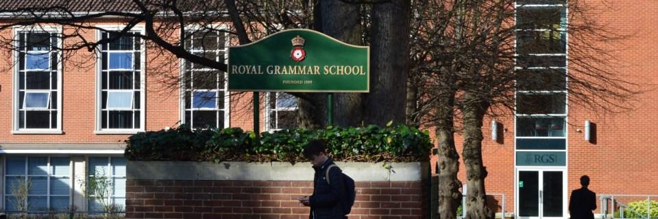 Grammar schools: школы грамматики в современной Британии
