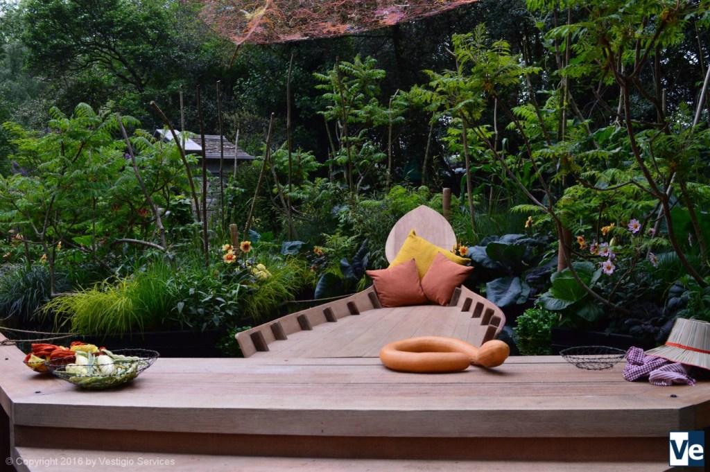 Artisan garden awards 2016: Челсийская цветочная выставка.
