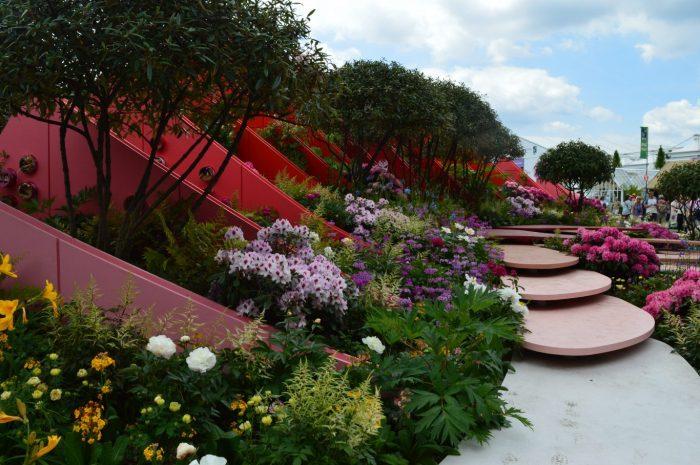 The Silk Road Garden by