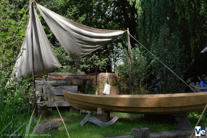 Broadland Boatbuilder's Garden by Gary Breeze