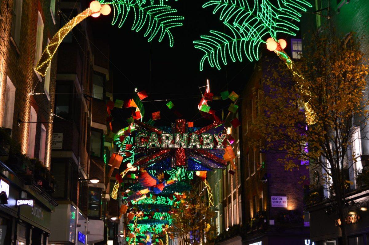 Carnaby Street Christmas