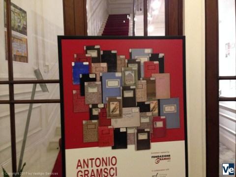 Антонио Грамши: Тюремные тетради выставке Лондоне