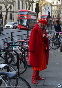 Неделя моды London Fashion Week