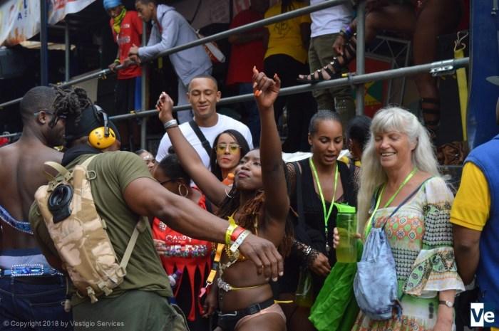 Карнавал в Ноттинг-Хилл #NottingHillCarnaval