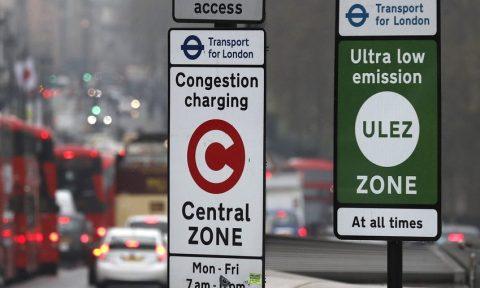 Ultra-low emission zone (Ulez): ограничение на въезд старых машин в Лондон